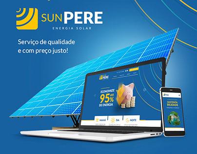 Social Media - SUNPERE Energia Solar