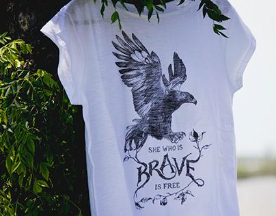 Wild & Free T-Shirts