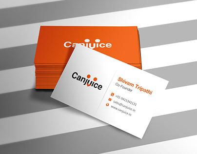 Canjuice Complete Branding