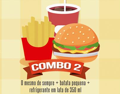 Você Decide Burger