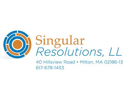 Singular Resolutions