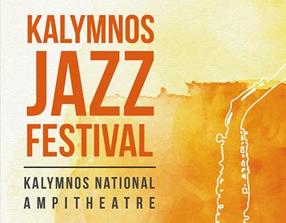 KALYMNOS JAZZ FESTIVAL 2015