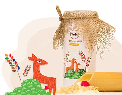 Kulo, Branding & Packaging Design
