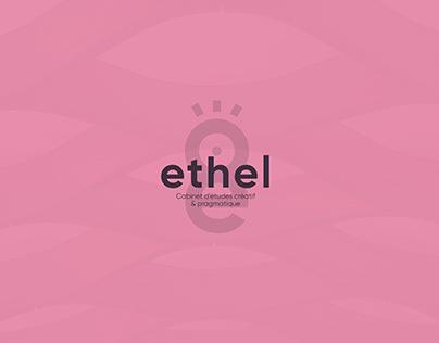 ETHEL-cabinet d'étude