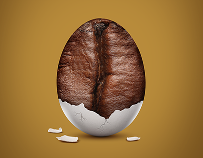 Nescafé Gold Easter Ad.