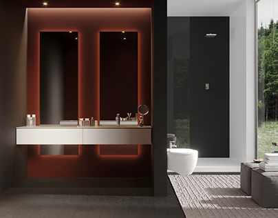 Bathroom (RED)