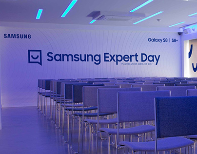 Samsung Expert Day - Galaxy S8|S8+