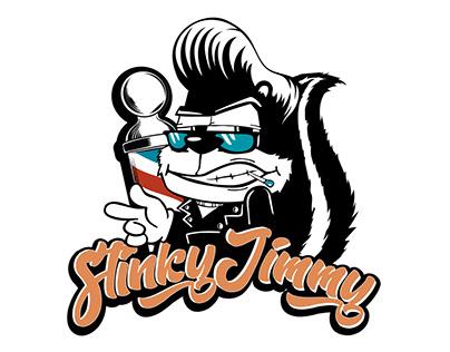 Stinky Jimmy Pomade