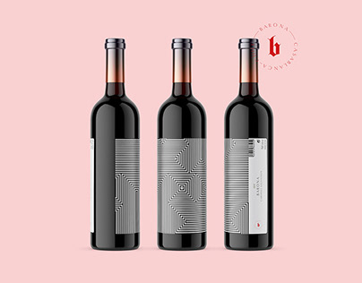 BARONA - Branding & Packaging