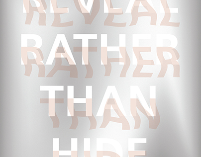Crystal Goblet Poster Design