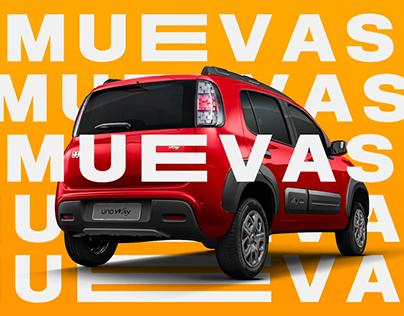 FIAT #ParaQueTeMuevas