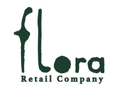 Flora Retail Company Identity