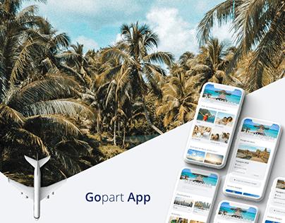 Gopart App - Design Thinking