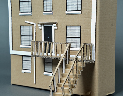 3D Bristol Building Replica
