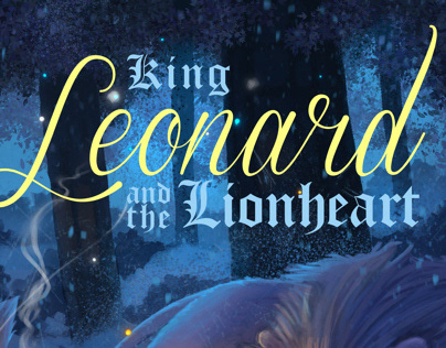 King Leonard and the Lionheart