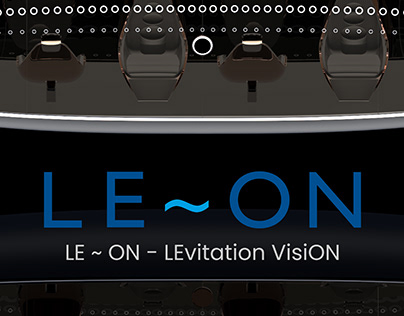 LE ~ ON - LEvitation VisiON