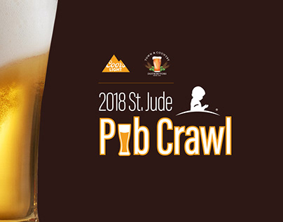 St. Jude Pub Crawl Graphics