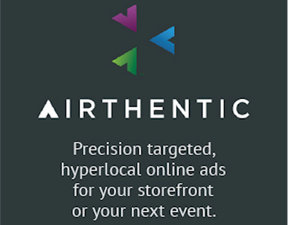Airthentic Online Ads