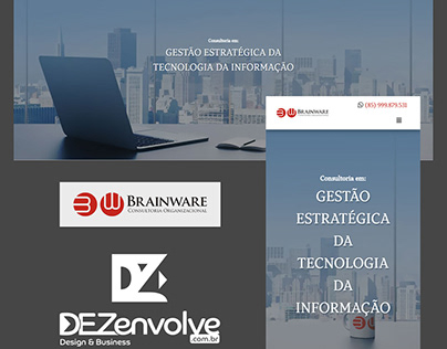 BW Consultor - Website