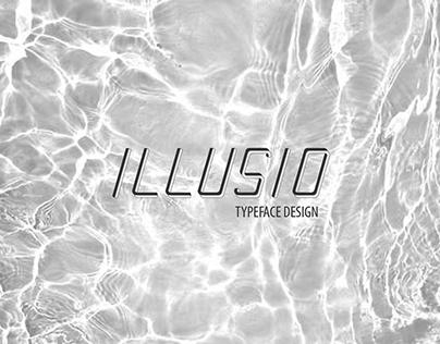 Illusio - Display Typeface