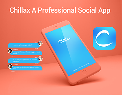 Chillax - A Social App