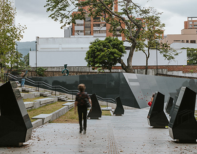 Parque Memorial Inflexión