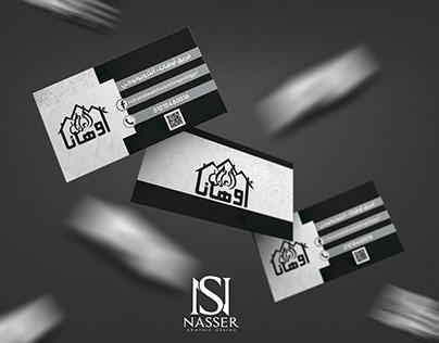 ohana business card