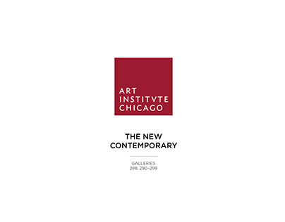 AIC: The New Contemporary Gallery Catalogue