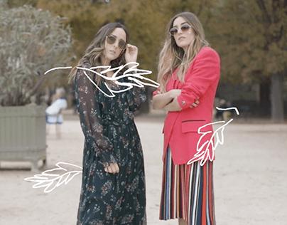 Gran Via - Fashion Week Animation