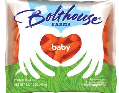 Bolthouse Carrots - design concepts