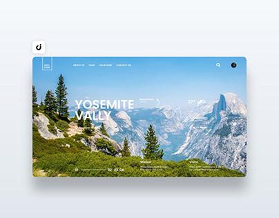 🏔 Yosemite Web Design
