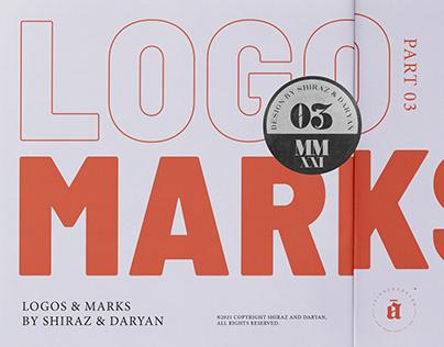 Logos & Marks ▬ by shiraz & daryan