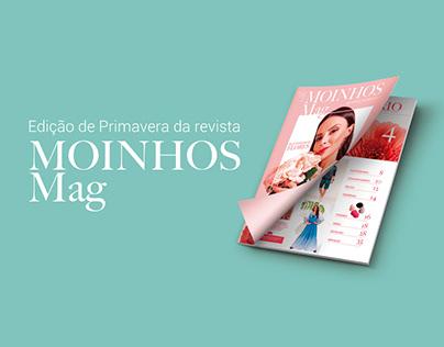 Revista Moinhos Mag Ed. Primavera 19