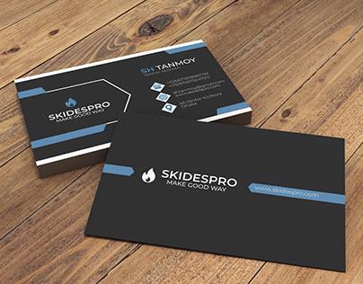 SKIIDESPRO BUsiness Card