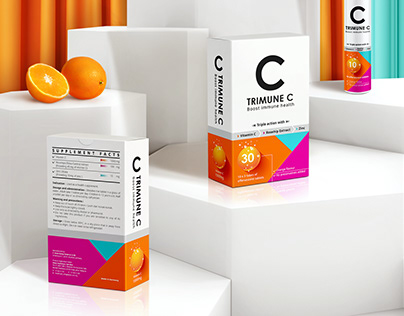 TRIMUNE C Dietary SupplementPackaging