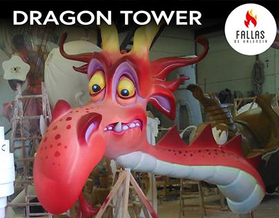 Dragon Tower - Fallas de Valencia