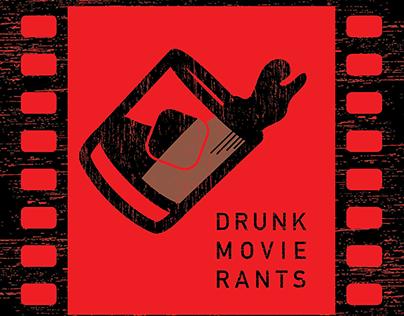 Drunk Movie Rants Logo