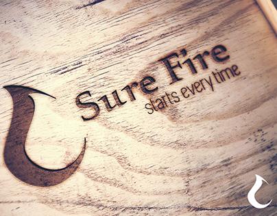 Sure Fire - kindling wood