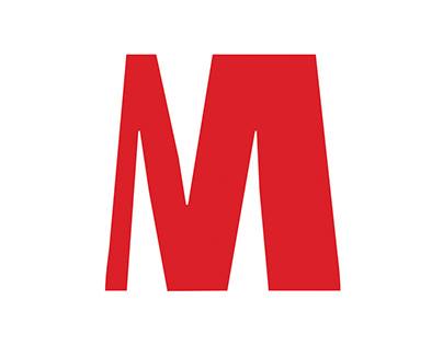 logotype & layout magazine