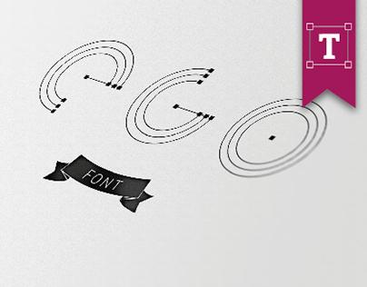 EGO FONT - FREE TYPEFACE