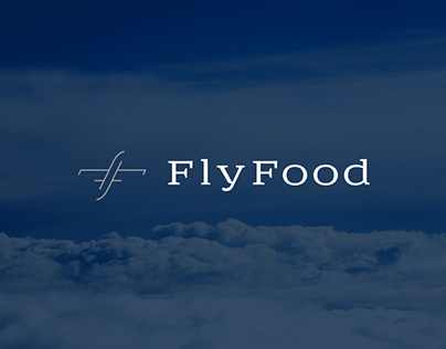 FLY FOOD - Identidade Visual
