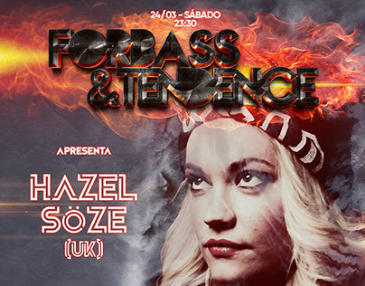 FORBASS & TENDENCE PARTY Flyers e banners para redes so