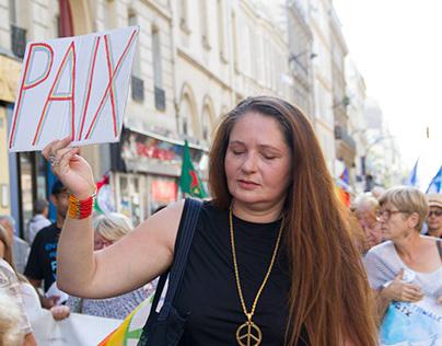 Journée Internationale de la Paix - 2016 Paris