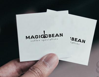 Magic bean- branding