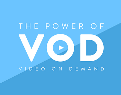 Infographic - Video On Demand