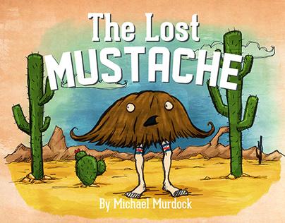 The Lost Mustache Book