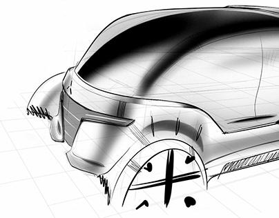 Mitsubishi Doodle Development (WIP)