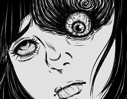 Azami consumed by the spiral