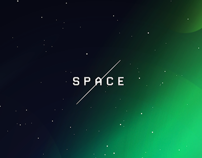 Space Movie Website–moving button experiment
