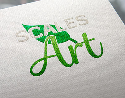 Logo Sample // ScalesArt